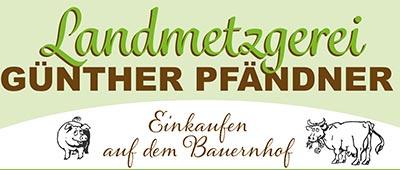 Hofladen-Metzgerei Pfändner Fränkische Schweiz